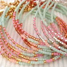 Indian Delicate Bracelets | Mint15 | www.mint15.nl