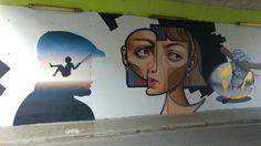 Street art en Mollet del Valles