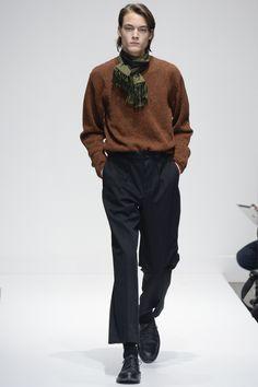Margaret Howell Fall 2016 Menswear Fashion Show