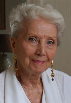 Lucienne Legrand (actress) is 96