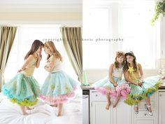 gorgeous girls photo session idea!