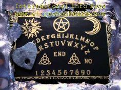 ANDERSWELT, Otherworld,Outremonde,Ouija Board