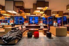 W Hotel by Concrete Architectural Associates, Verbier – Switzerland » Retail Design Blog