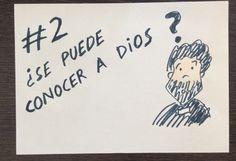 2  ¿Se puede conocer a Dios?