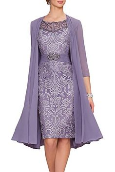 online shopping for New Deve Newdeve Chiffon Mother Of The Bride Dresses Tea Length Two Pieces With Jacket from top store. See new offer for New Deve Newdeve Chiffon Mother Of The Bride Dresses Tea Length Two Pieces With Jacket Mob Dresses, Tea Length Dresses, Plus Size Dresses, Fashion Dresses, Formal Dresses, Chiffon Dresses, Wedding Dresses, Women's Fashion, Dresses Online