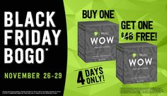 My favorite product ever!!! For 4 days only get buy one get one free!! Message me to get this amazing deal www.jathomas.itworks.com