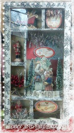 Sugar Hill Studio: Vintage Christmas