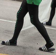 Men Slides, Slide Sandals, Footwear, Socks, Sneakers, Pants, Popular, Fashion, Sandals