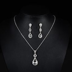 bridal sets & bridesmaid jewelry sets – a complete bridal look Bridesmaid Accessories, Bridesmaid Jewelry Sets, Bridal Jewelry Sets, Bridal Sets, Bridal Jewellery, Rhinestone Earrings, Bridal Earrings, Engagement Jewelry, Wedding Engagement