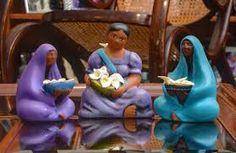 indias en ceramica