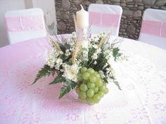 Centros+De+Mesa+Para+Primera+Comunion+Bonitos | Diseños de vanguardia, con la más completa variedad de flores evocan ...