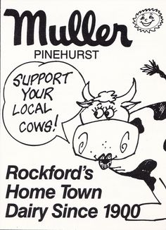 Various Rockford businesses and restaurants I remember from the 1980s!!