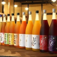 Umeshu...or Japanese plum wine as westerners call it (it's actually made from apricots).