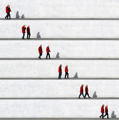 wall and people - Google Search