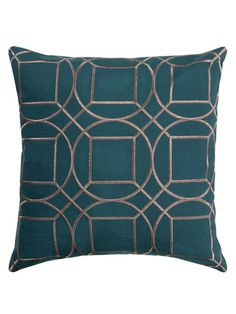 Skyline Pillow by Surya at Gilt