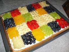 Beste Kuchen: Patchwork-Kuchen