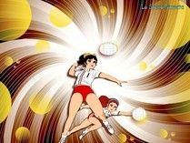 mimi ' e le ragazze delle pallavolo