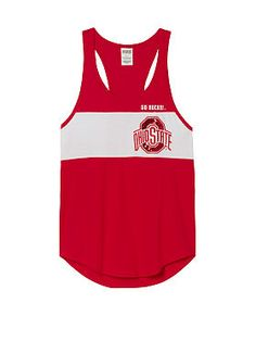 The Ohio State University T-Back Tank