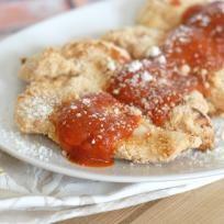 Gluten Free Parmesan Crusted Chicken Tenders Recipe