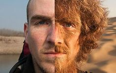Man Walks Nearly 3000 Miles Through China. His Before & After Photos Will Shock You. The Longest Way - walk through China and grow a beard! In I walked through China - one year, more than All th.
