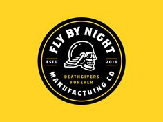 Fly By Night pt.6 by Ryan Prudhomme #Design Popular #Dribbble #shots