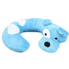 Animal Character Travel Neck Pillow, Dog by Northpoint