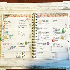 Crystal- my spread for this week 😊😊 going with a flower theme for this month to mark the start of spring ❤️ I'm legit so happy for winter to be over! My Friday is so busy 😭😭 #planner #weeklyspread #planneraddict #lawnfawn #lawnfawnstamps #plannerinspo #unilyfe #washitape #studiol2e #mamaelephant