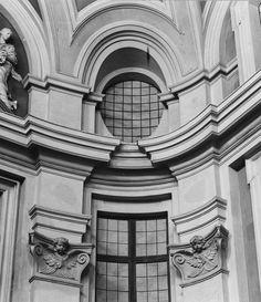 ARCHITETTURA BAROCCA: Collegio di Propaganda Fide a Roma - Francesco Borromini.