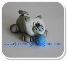 Pinterest Polymer Clay cats   Polymer Clay Cats