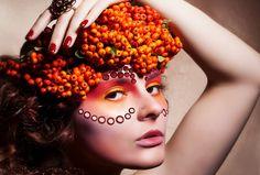 Alt Fall Fashion #Autumn, #theatrical makeup, #alternative beauty, #bodycandy