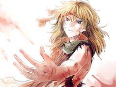 Akatsuki no Yona: Yona of the Dawn by Shumijin on DeviantArt All Anime, Anime Guys, Manga Anime, Anime Art, Otaku Anime, Akatsuki No Yona Zeno, Angelus, Shin Ah, Legendary Dragons