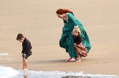 """ Eleanor Tomlinson and Aidan Turner seen filming the fourth series of Poldark on the Cornish coastline on September 2017 in Cornwall. Poldark Series 4, Aidan Turner Poldark, The Young Victoria, Winston Graham, Aiden Turner, Eleanor Tomlinson, Demelza, Irish Cottage"
