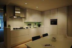 Keukenveiling SieMatic hoekkeuken wit | Interieurveilen.nl
