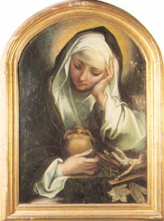 29 April - Feast Day - St Catherine of Siena The 25th child of a wool dyer in northern Italy, St. Catherine started having mystical experiences when she was only 6, seeing guardian angels as clearly as the people they protected. She became a Dominican tertiary when she was 16, and continued to have visions of Christ, Mary, and the saints. St. Catherine was one of the most brilliant theological minds of her day.