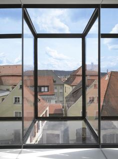 Diocesan Curia and archive in Rottenburg | Lederer Ragnarsdóttir Oei