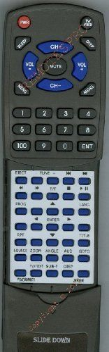 JENSEN Replacement Remote Control for AWM970, AWM975, PSVCAWM970 by Jensen. $31.95. This is a custom built replacement remote made by Redi Remote for the JENSEN remote control number PSVCAWM970. *This is NOT an original  remote control. It is a custom replacement remote made by Redi-Remote*  This remote control is specifically designed to be compatible with the following models of JENSEN units:   AWM970, AWM975, PSVCAWM970  *If you have any concerns with the remote after pur...