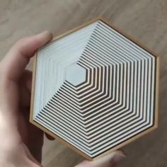Cool Optical Illusions, Art Optical, Oddly Satisfying Videos, 3d Pen, Cool Inventions, Trending Memes, Mind Blown, Cool Bands, 3d Printing