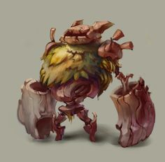 Tree Golem by Beezul