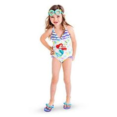 Disney Ariel Swim Collection for Girls | Disney Store