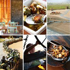 Eating in Valle de Guadalupe Finca Altozano | Sippity Sup