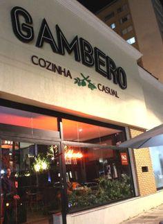 Curitiba: Restaurante Gambero