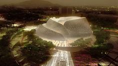 Futuristic Architecture Concept: Tomorrow's World: What To Expect From Architecture in 2013