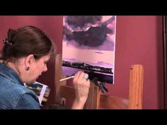 Landscape Painting in Pastel:Surface Color and Texture with Liz Haywood-Sullivan - YouTube