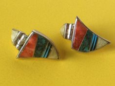 SALE Calvin Begay Native American Sterling Silver Multi by Tessey2, $125.00