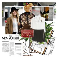 """""""I was very often full of rage and despair. I was always lonely. In spite of all that I was and am in love with life."""" — Jeanette Winterson by wildleopard on Polyvore featuring mode, Robert Friedman, Dolce&Gabbana, Nicholas, Chanel, Gerard Yosca and Forever 21"""