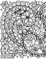 adult colouring - Google Search
