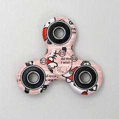 24 styles Multicolor Tri-Spinner Fidget spinner must have your favorite one