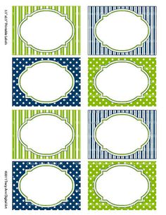 Items similar to Blue and Green Print your own Labels/Cards for journaling, scrapbooking, gift giving, mailing Sailing 1 on Etsy Scrapbook Journal, Journal Cards, Printable Labels, Printables, Diy Name Tags, Apple Logo Wallpaper Iphone, Note Doodles, How To Make Labels, Decoupage Vintage
