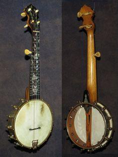 Homemade Musical Instruments, Music Instruments, Snape Harry, Banjos, Folk Music, Vintage Photographs, Orchestra, Bugs, Jazz