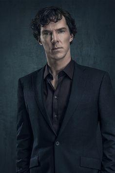 Промо фото. Сольные портреты — Sherlock BBC